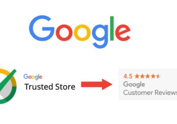 Google customer review store