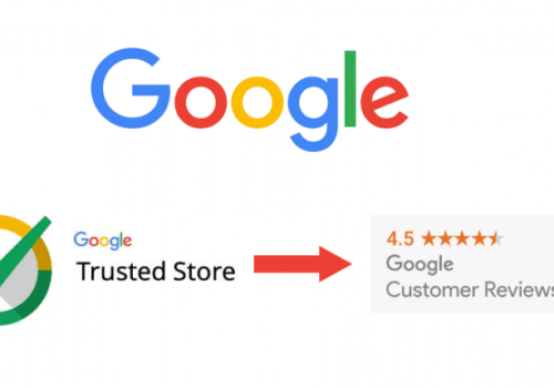 Google customer review store